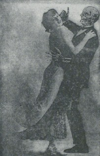 The Waltz, photo intaglio print